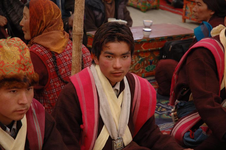 Young Man in Ladakh
