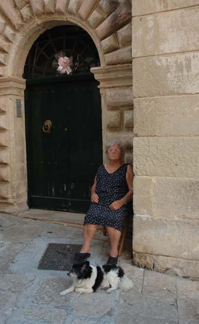 Otranto Woman