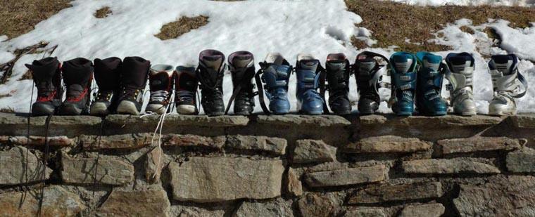 Alpe di Mera Ski Boots