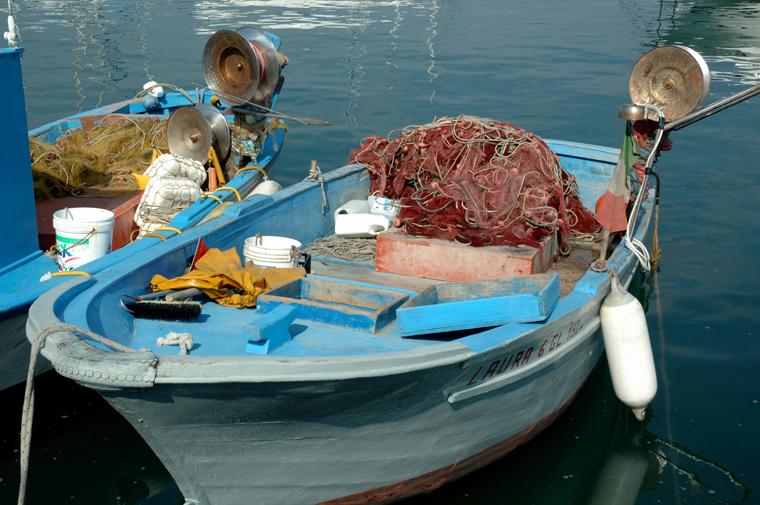 Puglia Boat